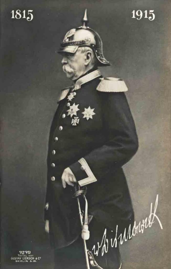 Bismarck-Portait