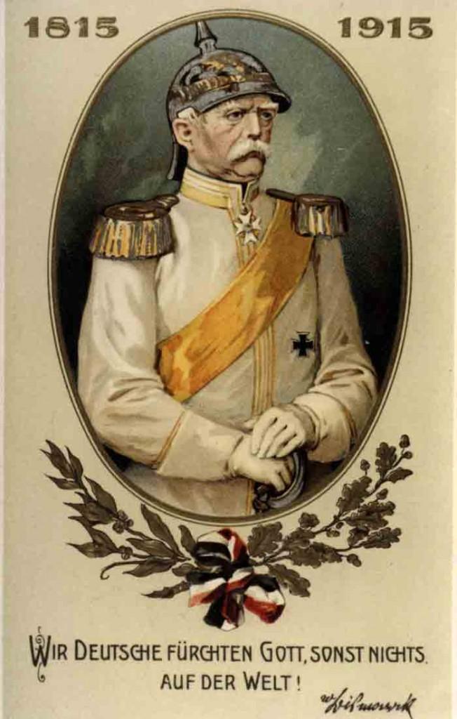 Bismarck in Uniform