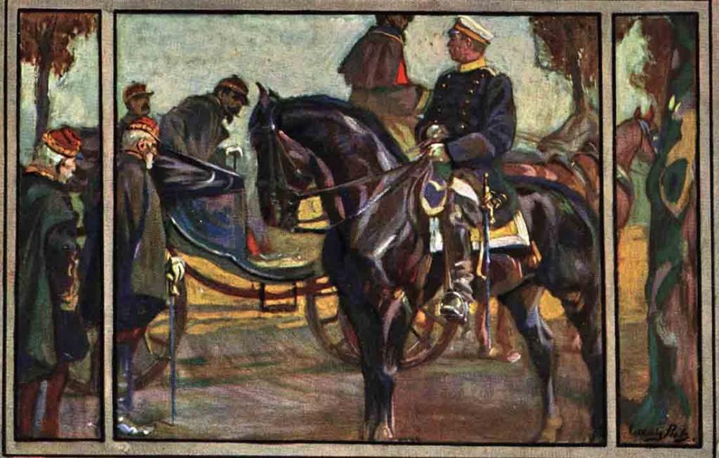 Gemälde von Wilhelm Camphausen