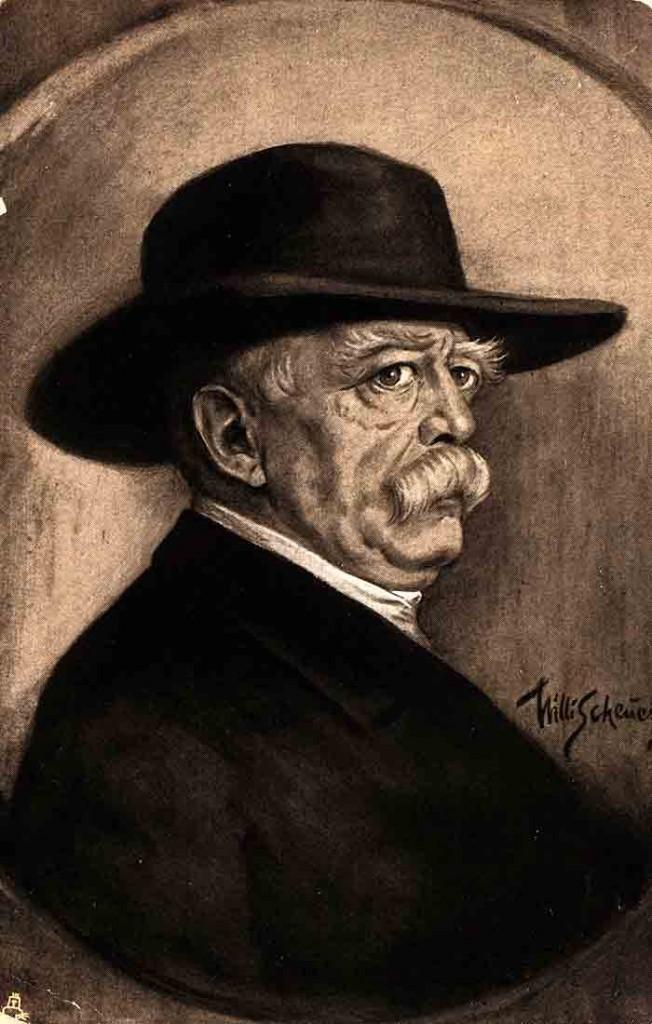 Bismarck als Privatmann